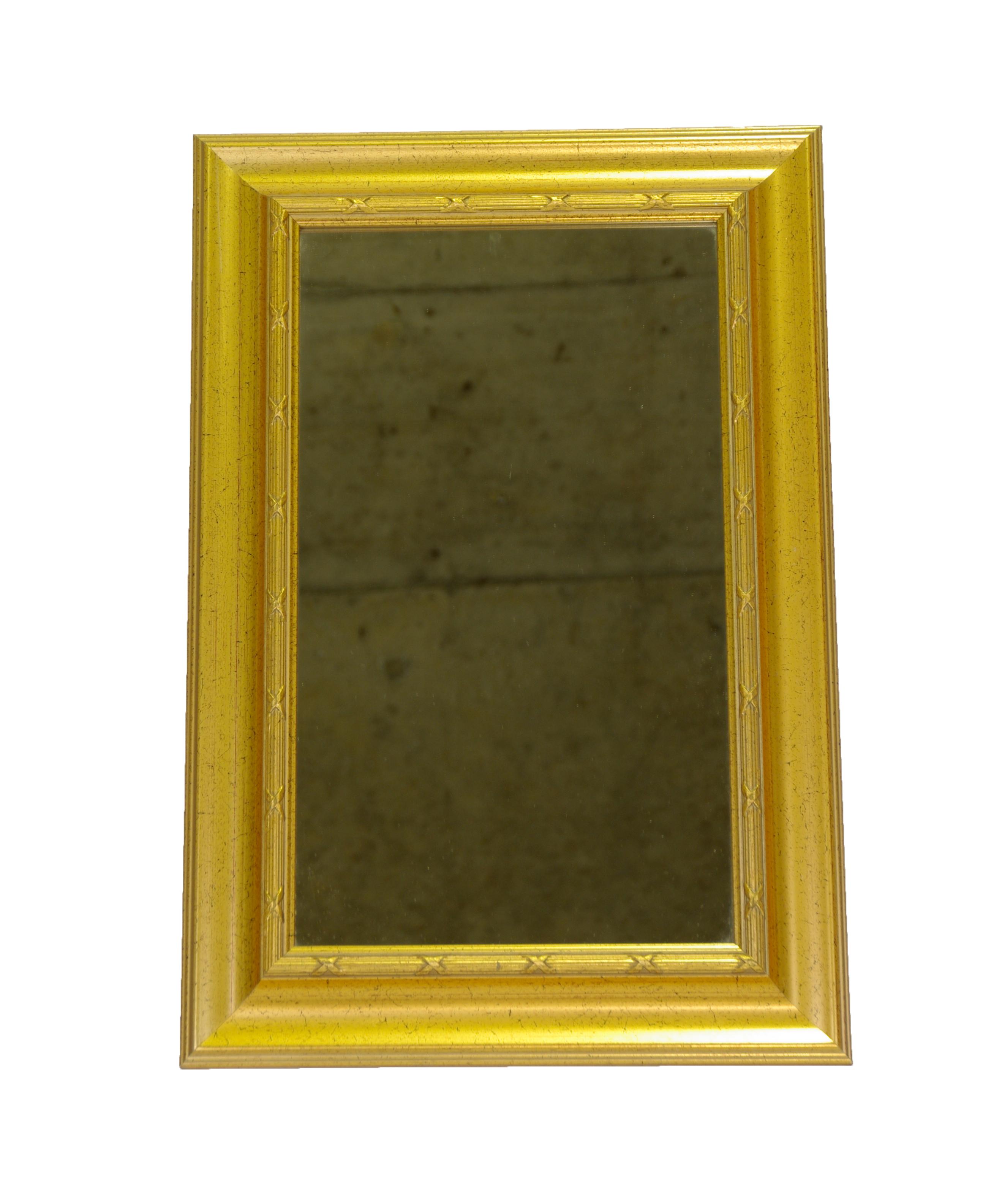 dekorationsmaterial diverse spiegel mit goldrahmen. Black Bedroom Furniture Sets. Home Design Ideas
