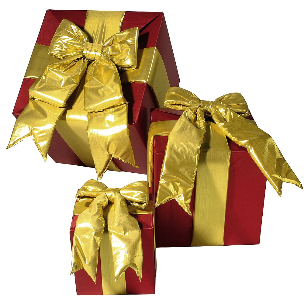 Weihnachten geschenke set for Deko mieten