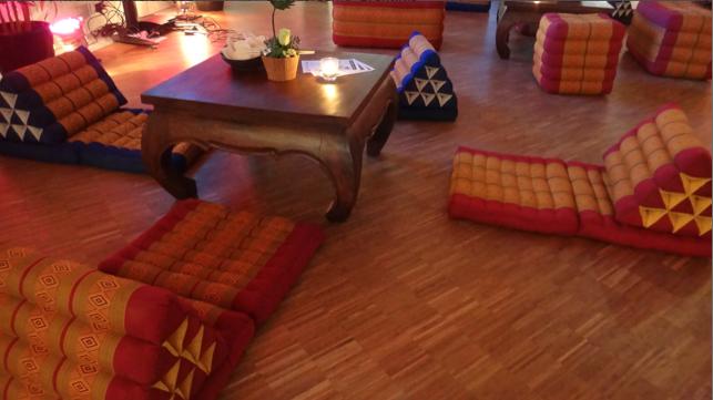Themen Dekoration Orientalische Lounge